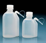 Plovimo butelis. Medžiaga LD-PE