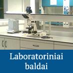 Laboratoriniai baldai