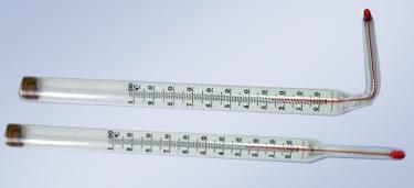 Skystiniai techniniai termometrai. TTŽ-M-1 tipo