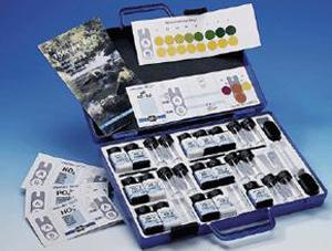 VISOCOLOR® ECO reagentų lagaminas (931 001)