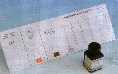 VISOCOLOR® komparatoriniai testų rinkiniai