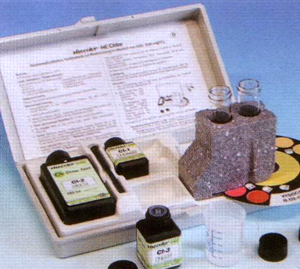 VISOCOLOR® reagentų lagaminai