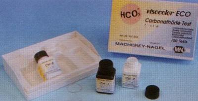 ECO titravimo testų rinkinys